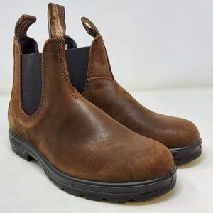 Blundstone TPU Elastic Sided Boots Men's US size 7